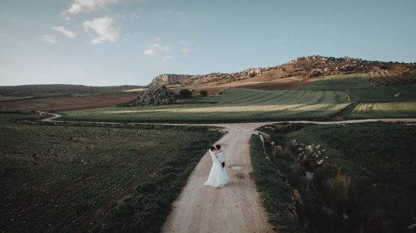 You're Not Asleep, These Spanish Wedding Portraits Are Just That Dreamy Tu Nguyen Wedding Photography-27