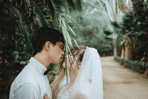 You're Not Asleep, These Spanish Wedding Portraits Are Just That Dreamy Tu Nguyen Wedding Photography-33