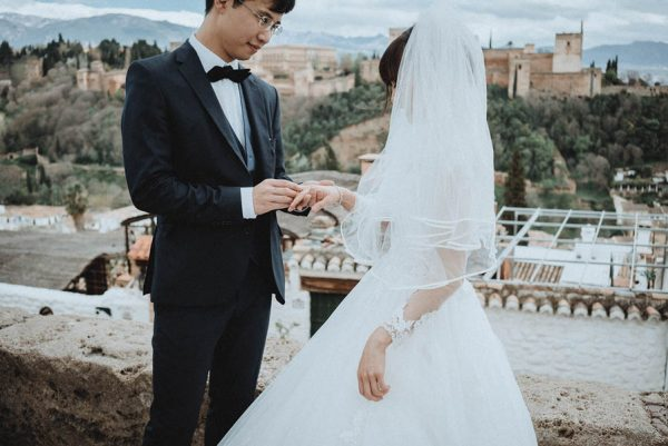 You're Not Asleep, These Spanish Wedding Portraits Are Just That Dreamy Tu Nguyen Wedding Photography-42