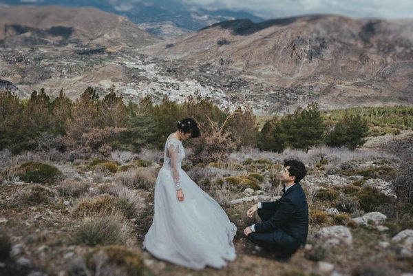 You're Not Asleep, These Spanish Wedding Portraits Are Just That Dreamy Tu Nguyen Wedding Photography-7