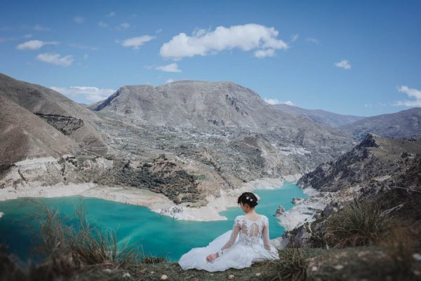 You're Not Asleep, These Spanish Wedding Portraits Are Just That Dreamy Tu Nguyen Wedding Photography-8