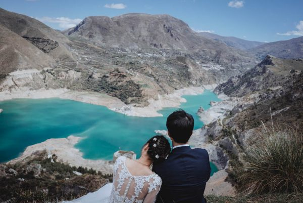 You're Not Asleep, These Spanish Wedding Portraits Are Just That Dreamy Tu Nguyen Wedding Photography-9