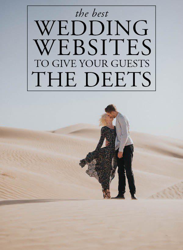 best wedding websites - 600×818