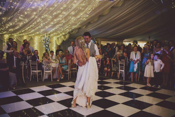 Enchanting Midsummer Irish Wedding At Castle Leslie 21