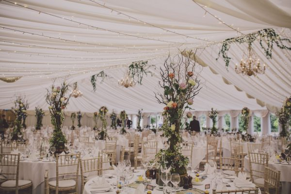 Enchanting Midsummer Irish Wedding At Castle Leslie Junebug Weddings