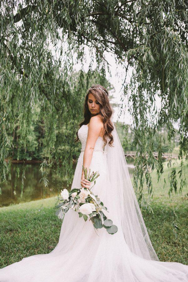 Organic And Ethereal Georgia Wedding At Sweet Meadow