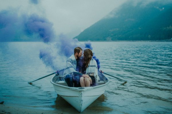 smoke-bombs-boat-two-made-jones-lake-engagement-unbelievably-romantic-27