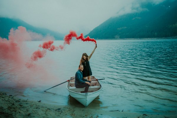 smoke-bombs-boat-two-made-jones-lake-engagement-unbelievably-romantic-5