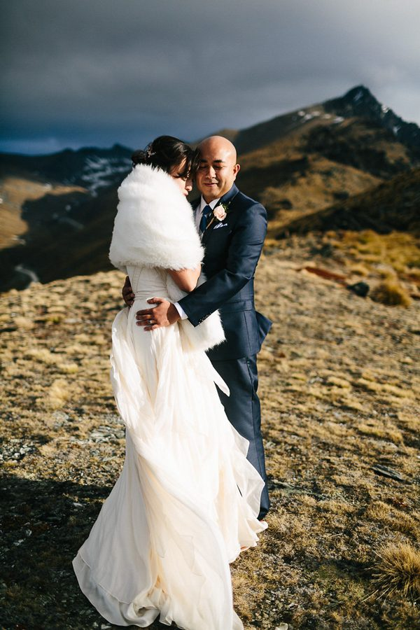 The Epic New Zealand Heli Wedding Of This Couples Dreams Junebug