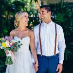 This Olowalu Plantation House Wedding Marries Hawaiian Tradition and New England Charm