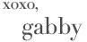 xoxoGabby