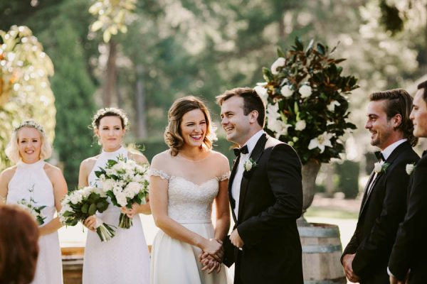 Elegant Green and White Queensland Wedding at Gabbinbar Homestead Edwina Robertson-30