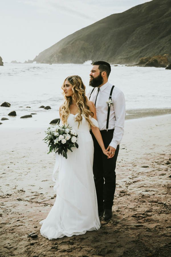 The Big Sur Elopement Of Your Wildest Dreams Junebug Weddings
