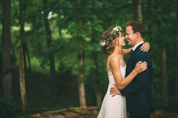 This Couple's Rainy Wedding Day at Castleton Farms is Too Pretty for Words The Image Is Found-11