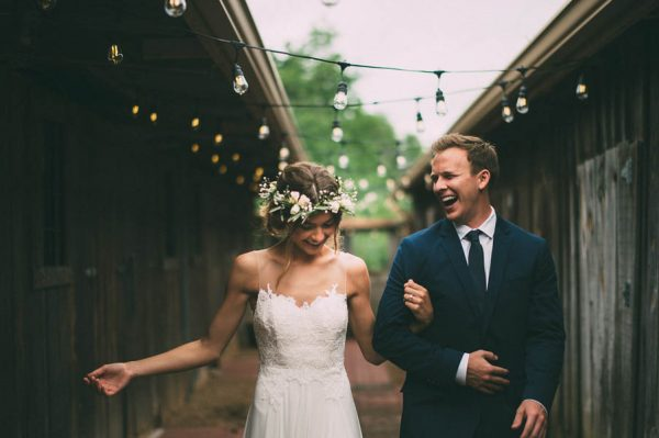 This Couple's Rainy Wedding Day at Castleton Farms is Too Pretty for Words The Image Is Found-20