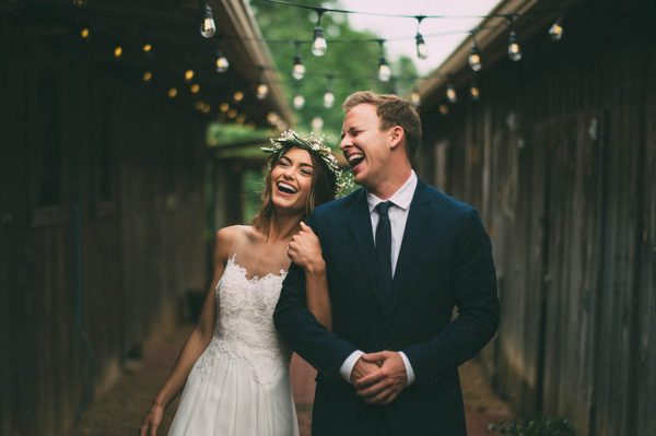 This Couple's Rainy Wedding Day at Castleton Farms is Too Pretty for Words The Image Is Found-21