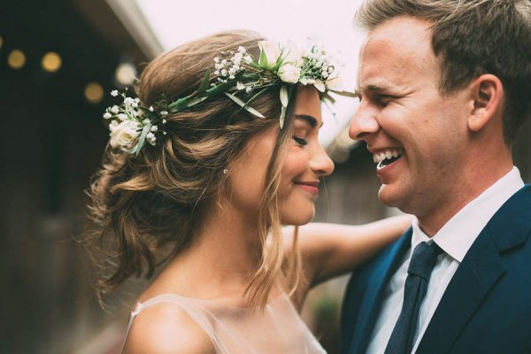 This Couple's Rainy Wedding Day at Castleton Farms is Too Pretty for Words The Image Is Found-23