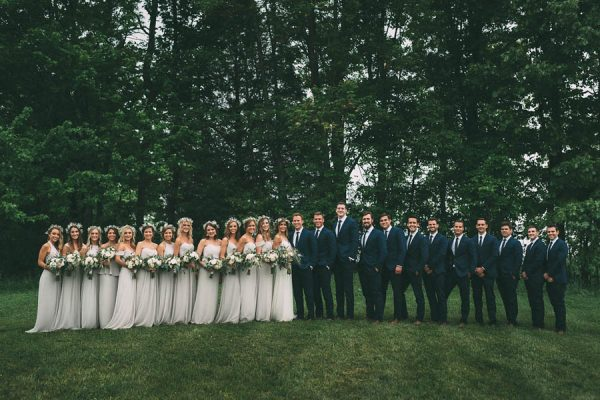This Couple's Rainy Wedding Day at Castleton Farms is Too Pretty for Words The Image Is Found-24