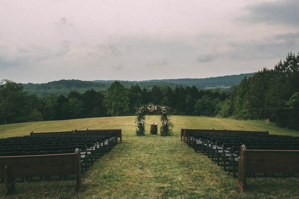 This Couple's Rainy Wedding Day at Castleton Farms is Too Pretty for Words The Image Is Found-26