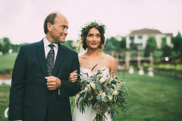 This Couple's Rainy Wedding Day at Castleton Farms is Too Pretty for Words The Image Is Found-27
