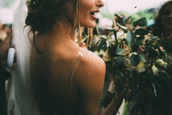 This Couple's Rainy Wedding Day at Castleton Farms is Too Pretty for Words The Image Is Found-41