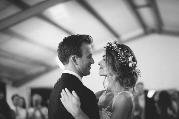 This Couple's Rainy Wedding Day at Castleton Farms is Too Pretty for Words The Image Is Found-46