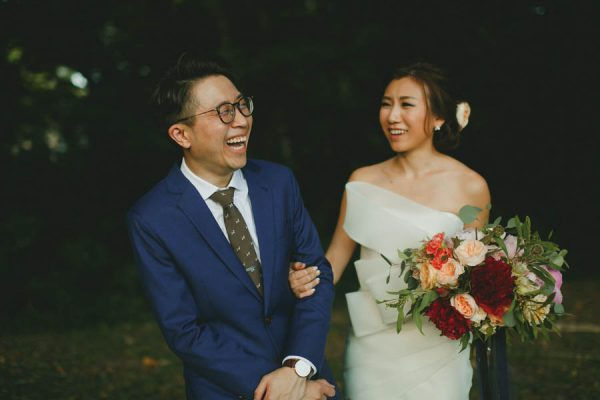 This Outdoor Singapore Wedding is Filled with Modern Elegance Ksana-14