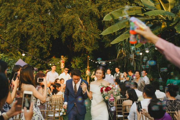 This Outdoor Singapore Wedding is Filled with Modern Elegance Ksana-26