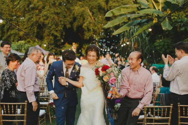 This Outdoor Singapore Wedding is Filled with Modern Elegance Ksana-27