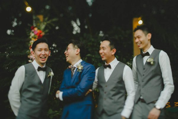 This Outdoor Singapore Wedding is Filled with Modern Elegance Ksana-29