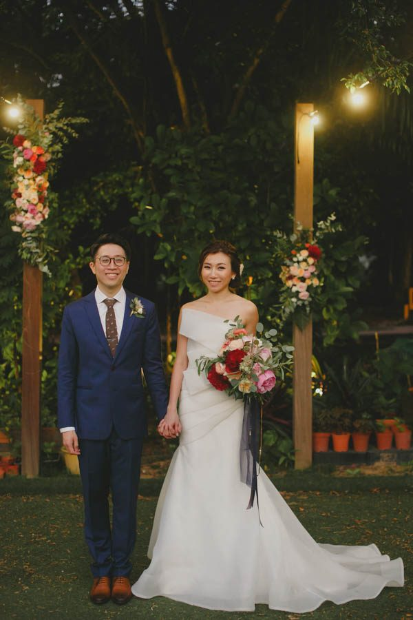 This Outdoor Singapore Wedding is Filled with Modern Elegance Ksana-31