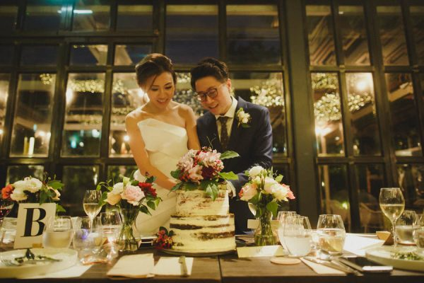 This Outdoor Singapore Wedding is Filled with Modern Elegance Ksana-34