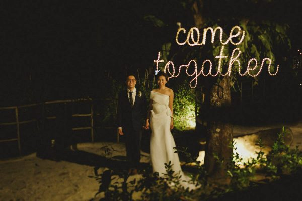 This Outdoor Singapore Wedding is Filled with Modern Elegance Ksana-36