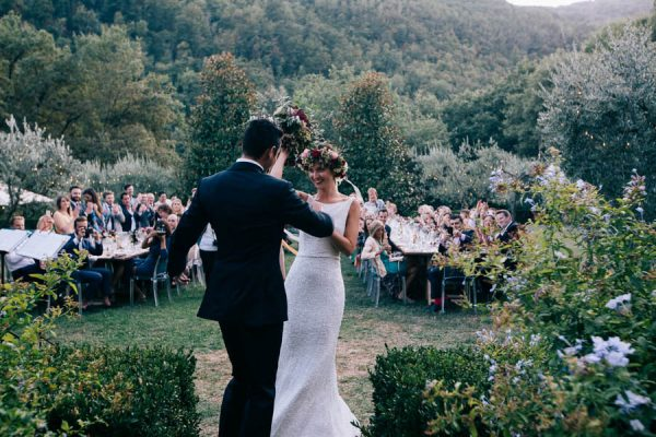 Writing a reception speech. planning a wedding day
