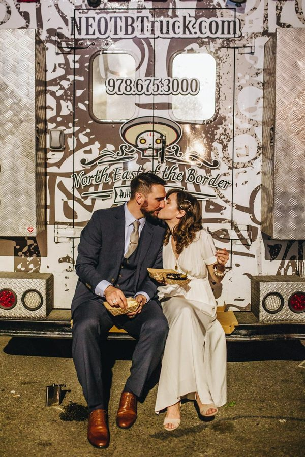 Creative Somerville, Massachusetts Wedding at Warehouse XI