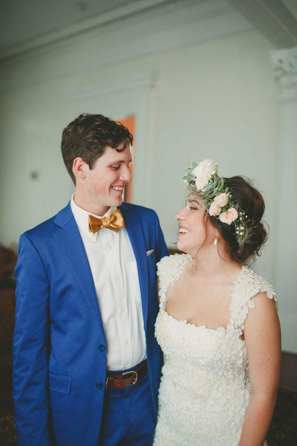 Garden-Inspired New Orleans Wedding at The Columns Hotel   Junebug ...