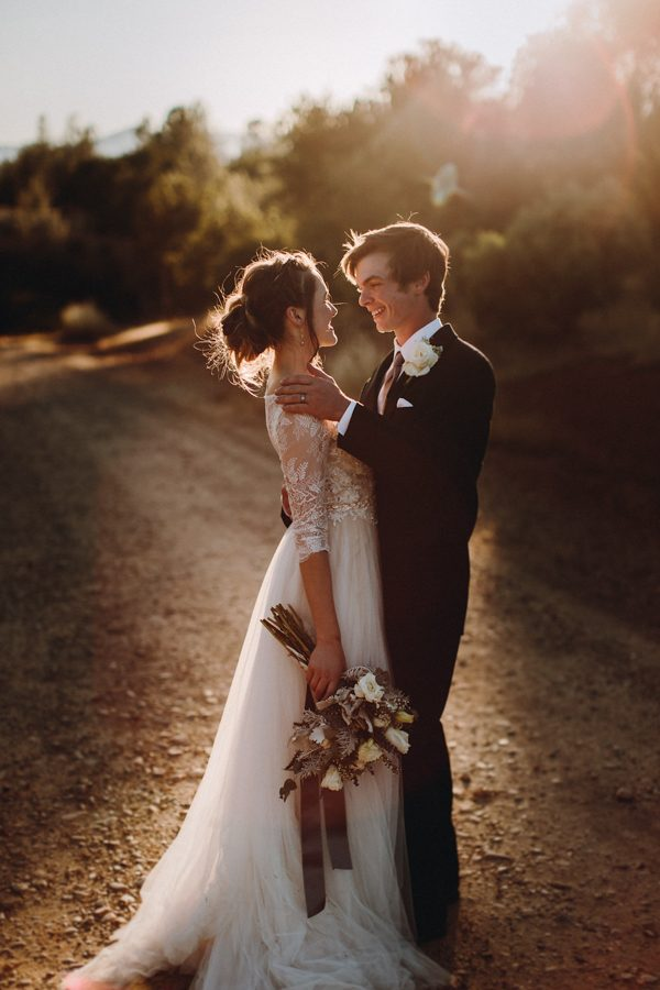 Heartfelt Wedding At Home In The California Countryside