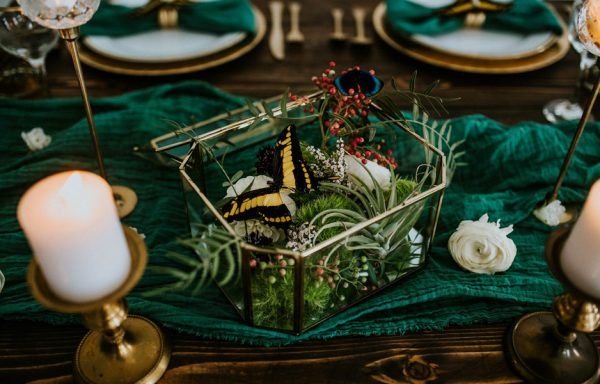 we-guarantee-youll-get-butterflies-over-this-dreamy-emerald-wedding-inspiration-3