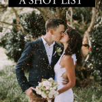 Why You Don't Need to Give Your Photographer a Wedding Shot List