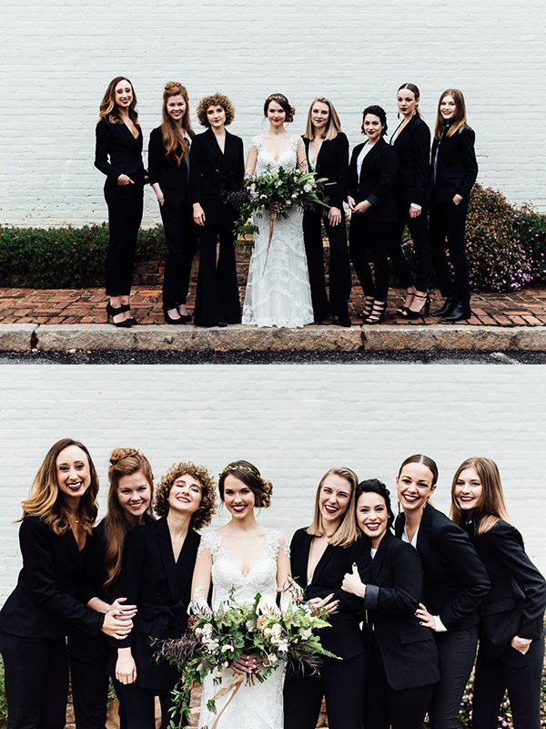 black-bridesmaids-outfits-mary-claire-photography