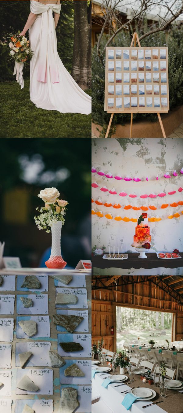 dip-dye-wedding-decor