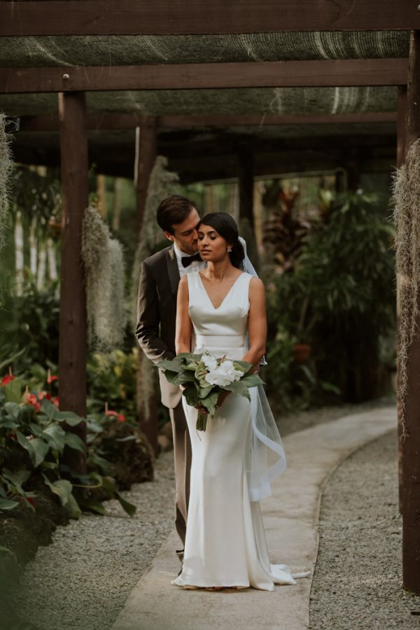 Glamorous Fiji Wedding At Garden Of The Sleeping Giant