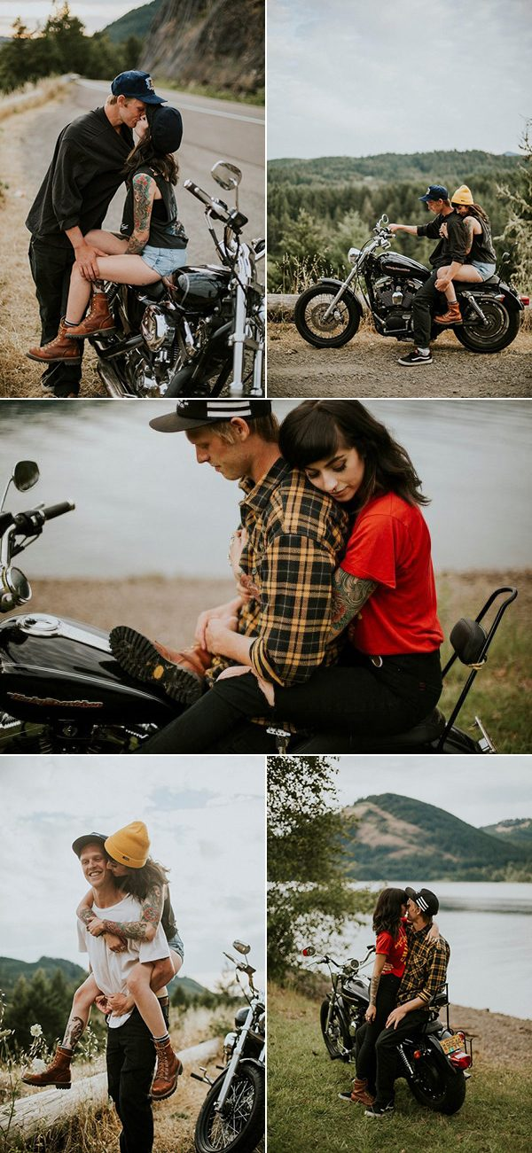 motorcycle-engagement-photos