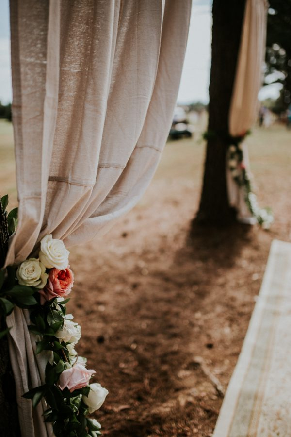 Rustic Bohemian Ranch Wedding In Oklahoma Junebug Weddings