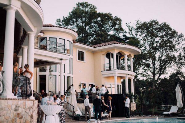 Beautifully Bohemian Virginia Beach Wedding Junebug Weddings