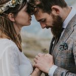 This Norweigian Post-Wedding Shoot at Aursjovegen Road Will Take Your Breath Away