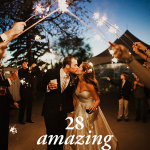 28 Amazing Ceremony Exits and Reception Send-Off Photos