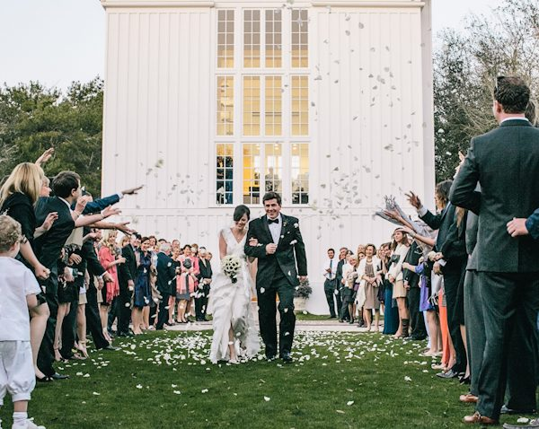 classic ceremony exit
