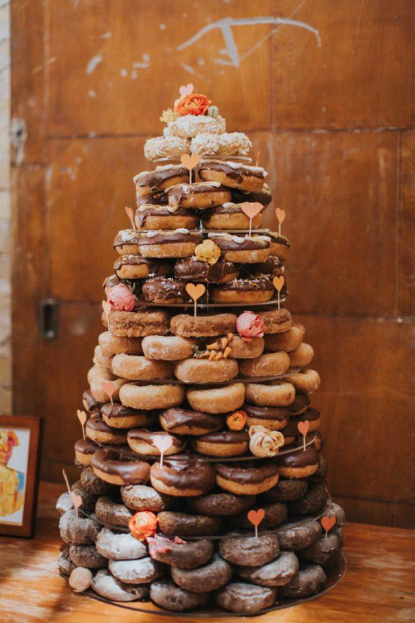 donut taart Alternatieven voor een bruidstaart   Mijn Trouwpagina donut taart