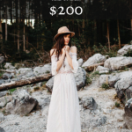 You'll Be Surprised How Much You Love These Wedding Dresses Under $200